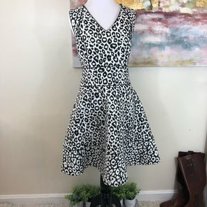 Banana Republic NWT Leopard Aline Workwear Dress